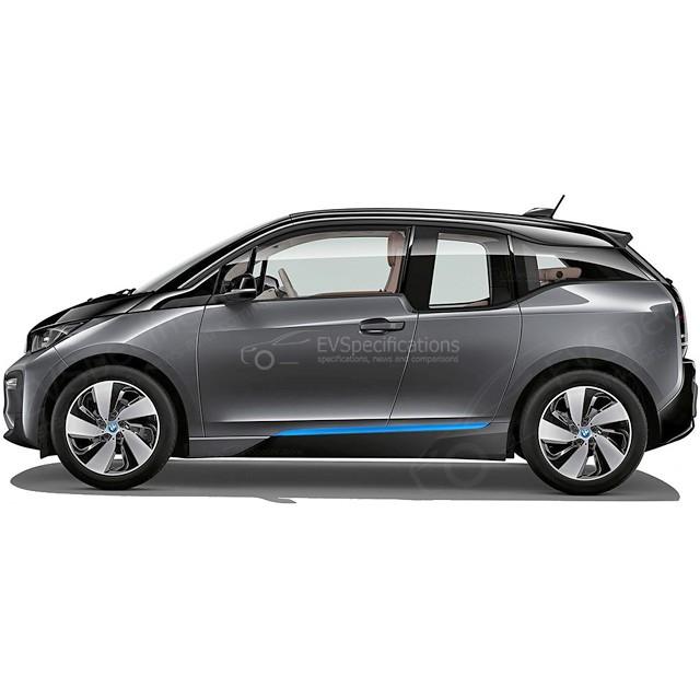 2016 BMW I3 22 KWh