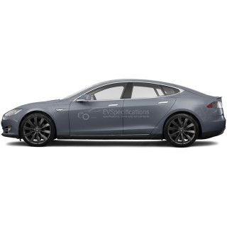2013 Tesla Model S Performance P85 RWD