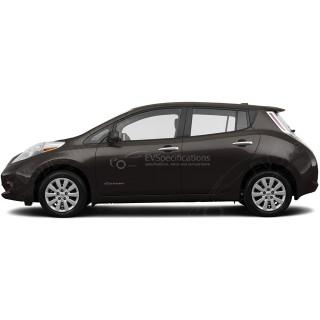 2016 Nissan Leaf SV