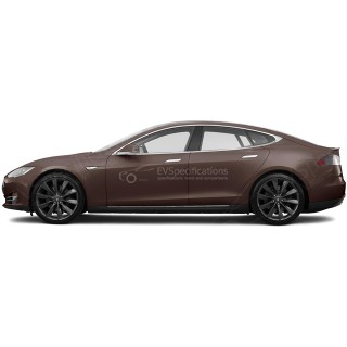 2015 Tesla Model S P85DL Ludicrous