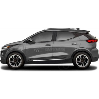 2022 Chevrolet Bolt EUV Launch Edition