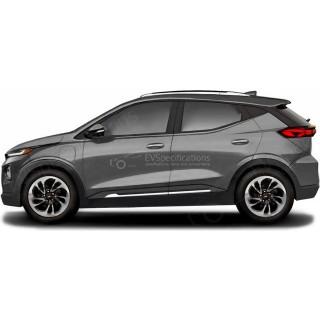 2022 Chevrolet Bolt EUV Launch Edition