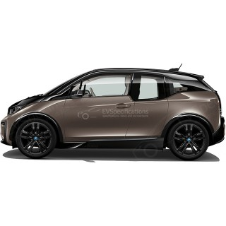 2019 BMW i3s 42 kWh
