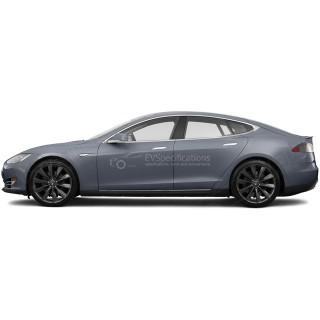 2015 Tesla Model S 85D 140kW+140kW