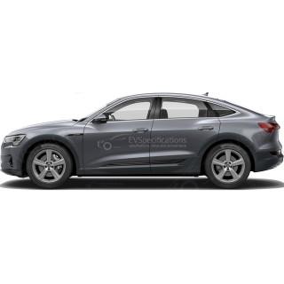 2020 Audi e-tron Sportback 50 quattro