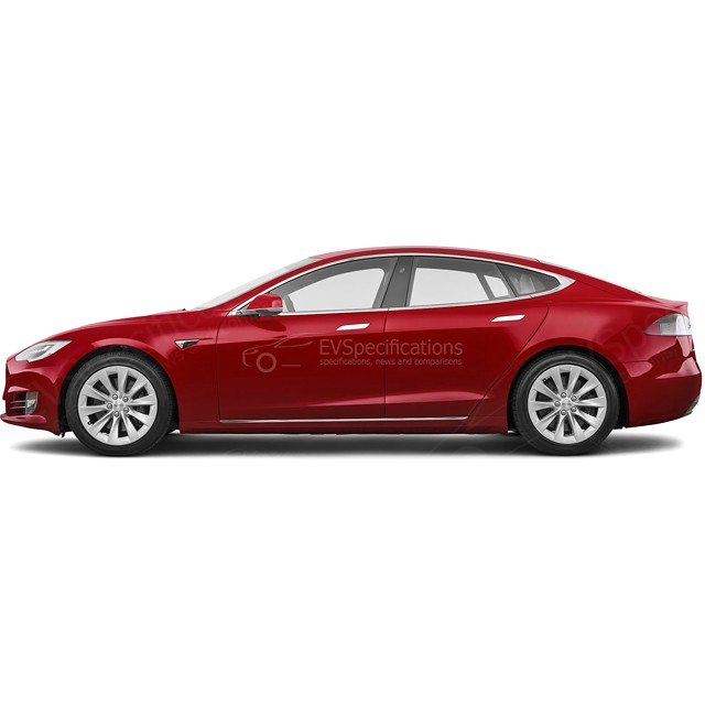 2018 Tesla Model S Camshaft: 2018 Tesla Model S P100D