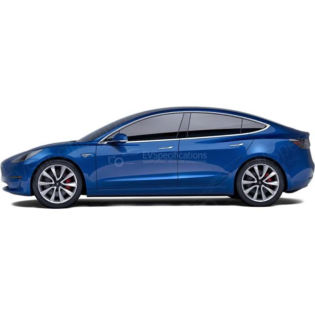 2019 Tesla Model 3 Long Range RWD
