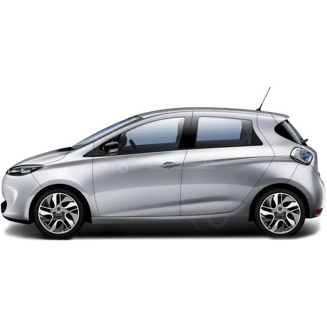 Renault Zoe: 2017 Renault Zoe R90
