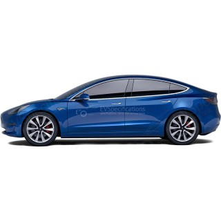 2021 Tesla Model 3 Long Range AWD
