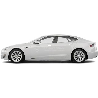 2020 Tesla Model S Long Range Plus (PMSR)