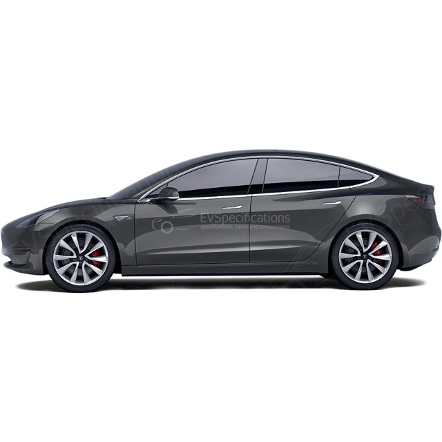 2019 Tesla Model 3 Long Range AWD - Specifications and price