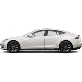 2013 Tesla Model S Signature Performance P85