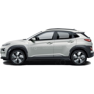 2021 Hyundai KONA Electric SEL 64 kWh