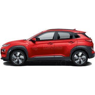 2021 Hyundai KONA Electric Ultimate 64 kWh