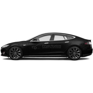 2015 Tesla Model S 85D 193kW+193kW