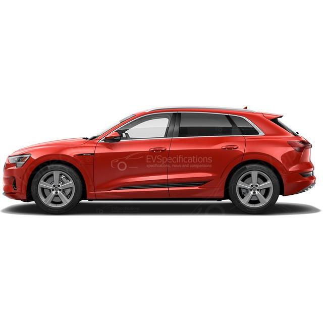 2019 Audi E-tron 55 Quattro Prestige