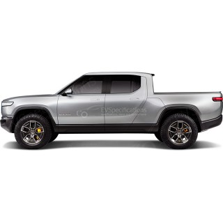 2021 Rivian R1T Launch Edition