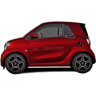 2020 smart EQ fortwo coupé