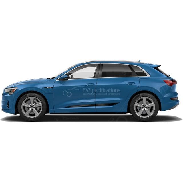 2019 Audi E-tron 55 Quattro Premium Plus