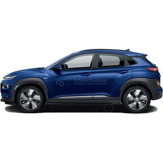 2020 Hyundai KONA Electric Limited 64 kWh