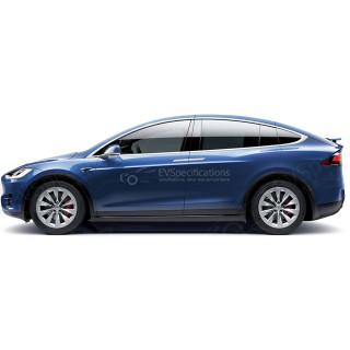 2019 Tesla Model X Performance (SR)
