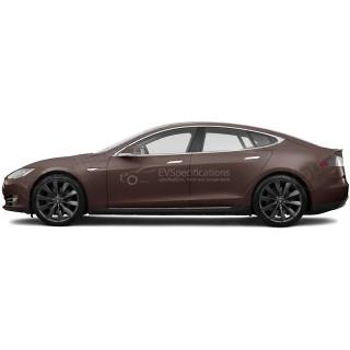 2013 Tesla Model S Base 60 RWD