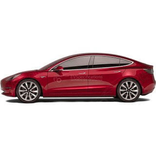 2020 Tesla Model 3 Standard Range Plus RWD