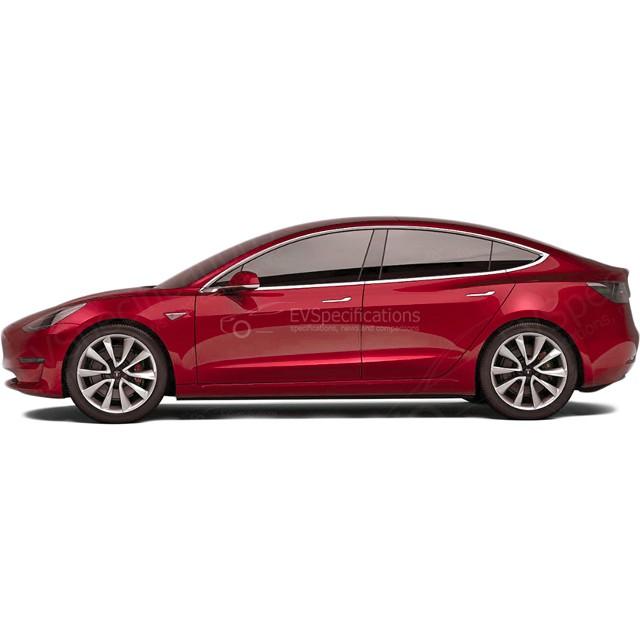 2020 Tesla Model 3 Standard Range Plus Rwd Specifications And Price