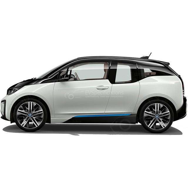 2019 BMW I3 42 KWh
