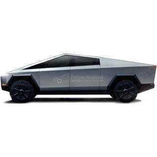 2021 Tesla Cybertruck Single Motor RWD