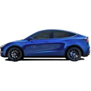 2020 Tesla Model Y Standard Range RWD