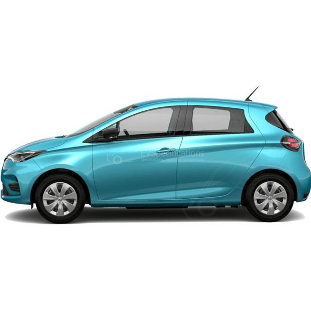 Renault Zoe: 2020 Renault Zoe R110