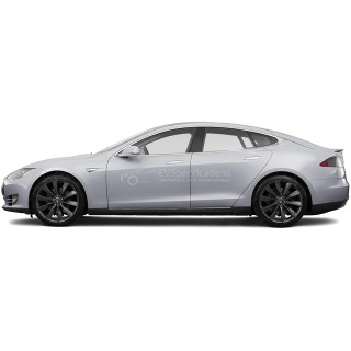 2015 Tesla Model S P90DL Ludicrous
