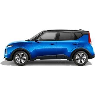 2020 KIA Soul EV 64 kWh