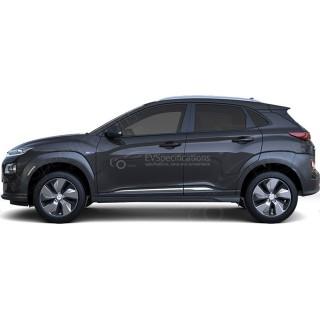 2021 Hyundai KONA Electric SE 39 kWh