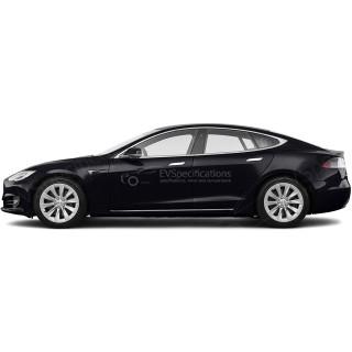 Comparison between: 2016 Tesla Model S 90D, 2016 Tesla Model