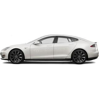 2015 Tesla Model S P85D 193kW+375kW