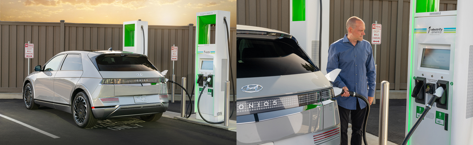 Electrify America and Hyundai announce 2 years of complimentary fast charging for IONIQ 5 drivers