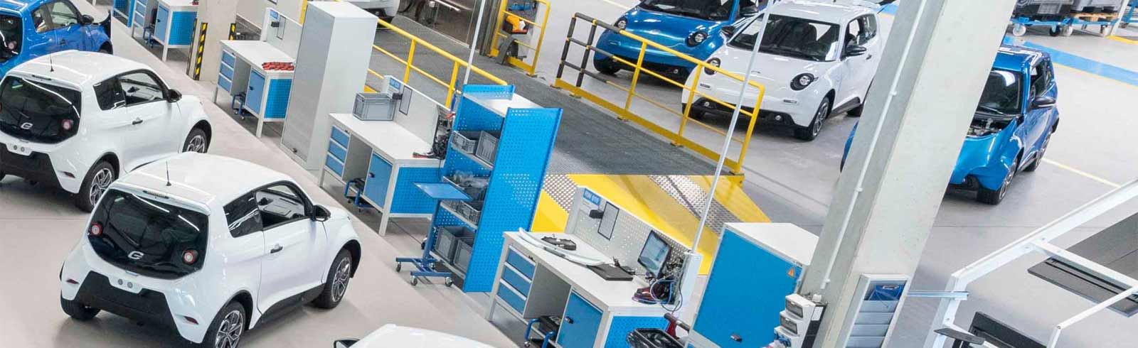 Next.e.GO Mobile SE will build a micro factory in Bulgaria