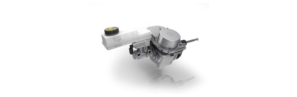 ZF launches series production for new EV braking system