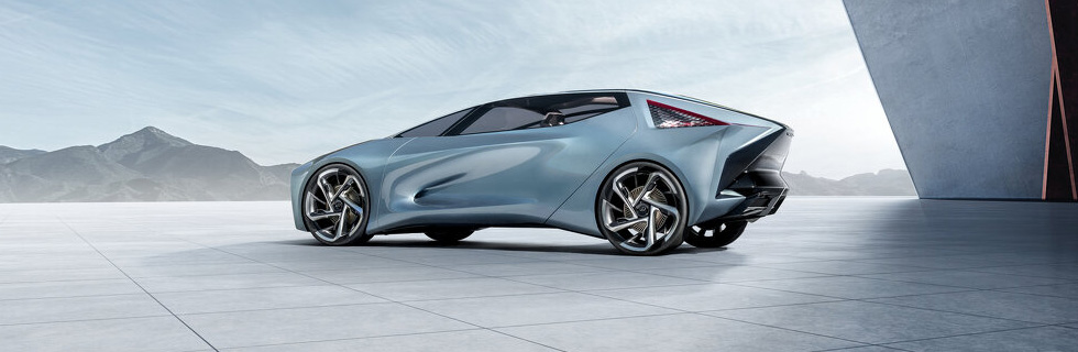 Toyota unveils the Lexus LF-30 Electrified concept, the first Lexus BEV will be unveiled in November