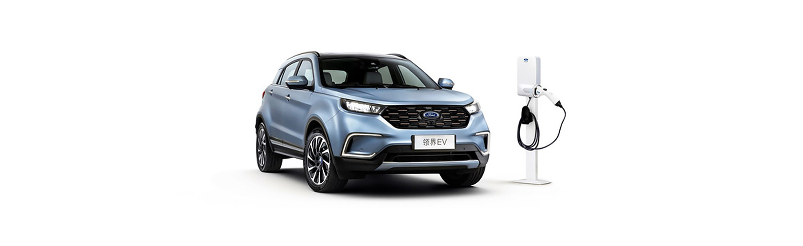 Ford introduced its first all-electric vehicle in China, calls it Territory EV