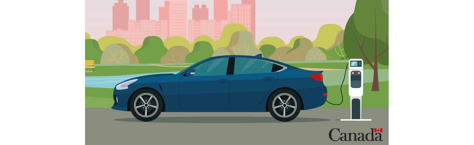 Canada invests in new EV chargers in Nova Scotia