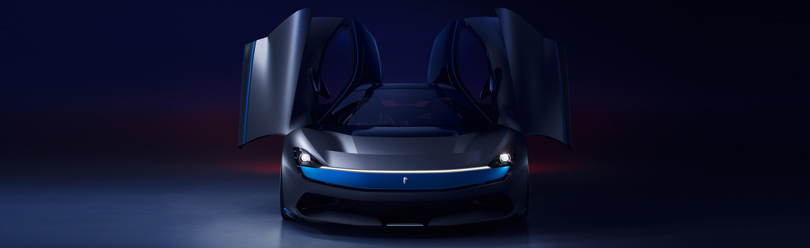 Pininfarina Battista with 1,397 kW of system power unveiled at the Geneva Motor Show