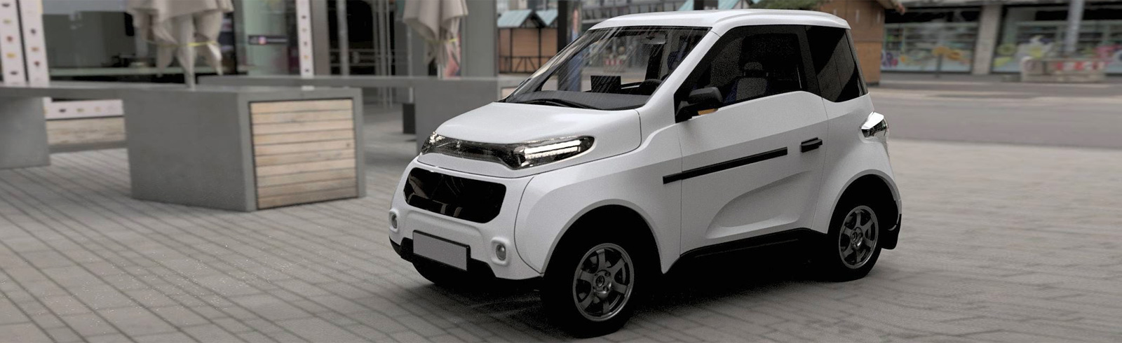 Russian's Zetta all-electric city car will cost EUR 6,999 / USD 7,517 in its base versions