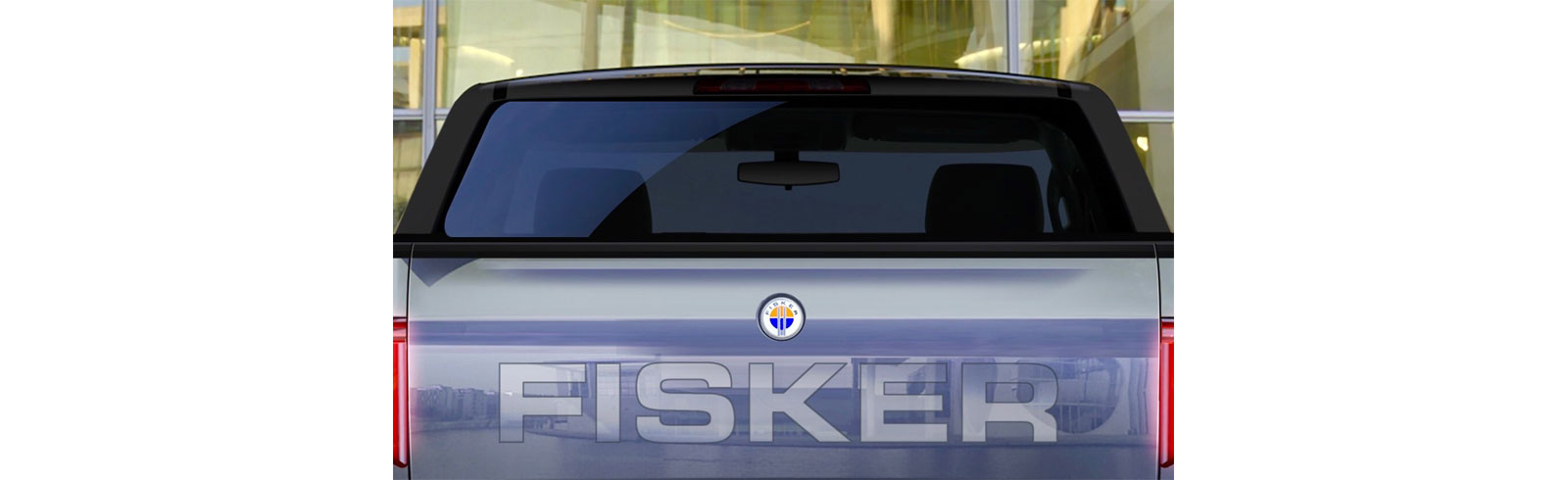 Fisker teases its second EV, might be a pickup truck