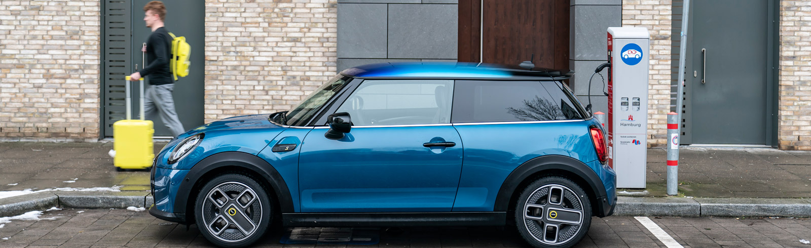 BMW unveils the MINI Electric Collection for the MINI Cooper SE