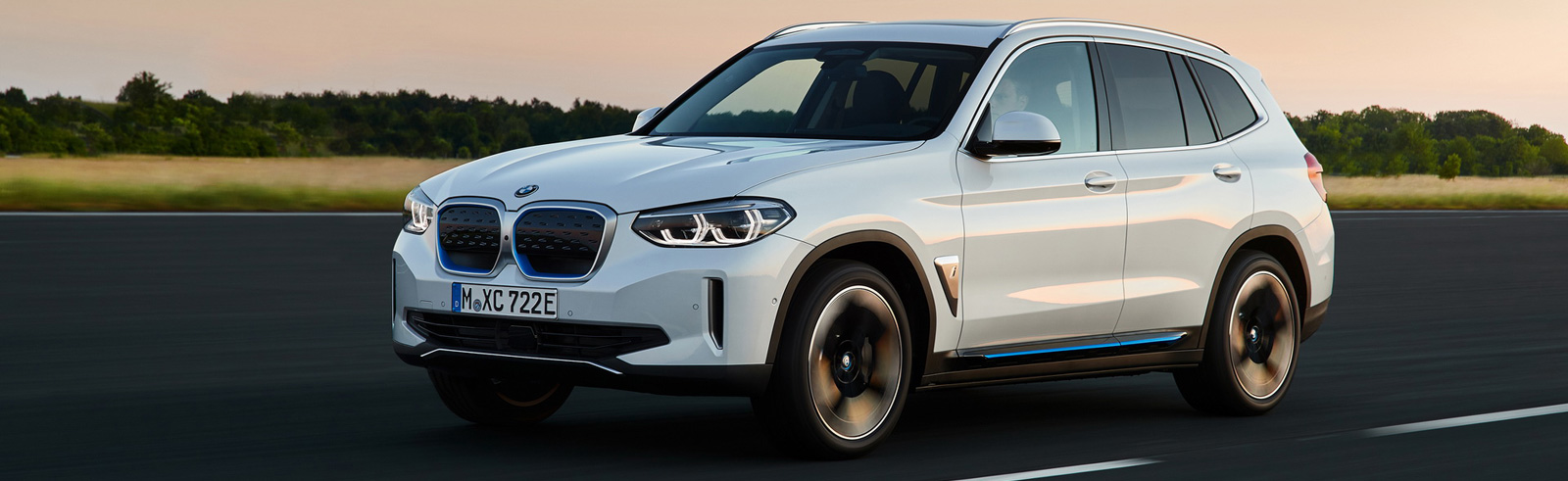 2021 BMW iX3 goes official with 460 km of WLTP range, 150 kW DC charging support