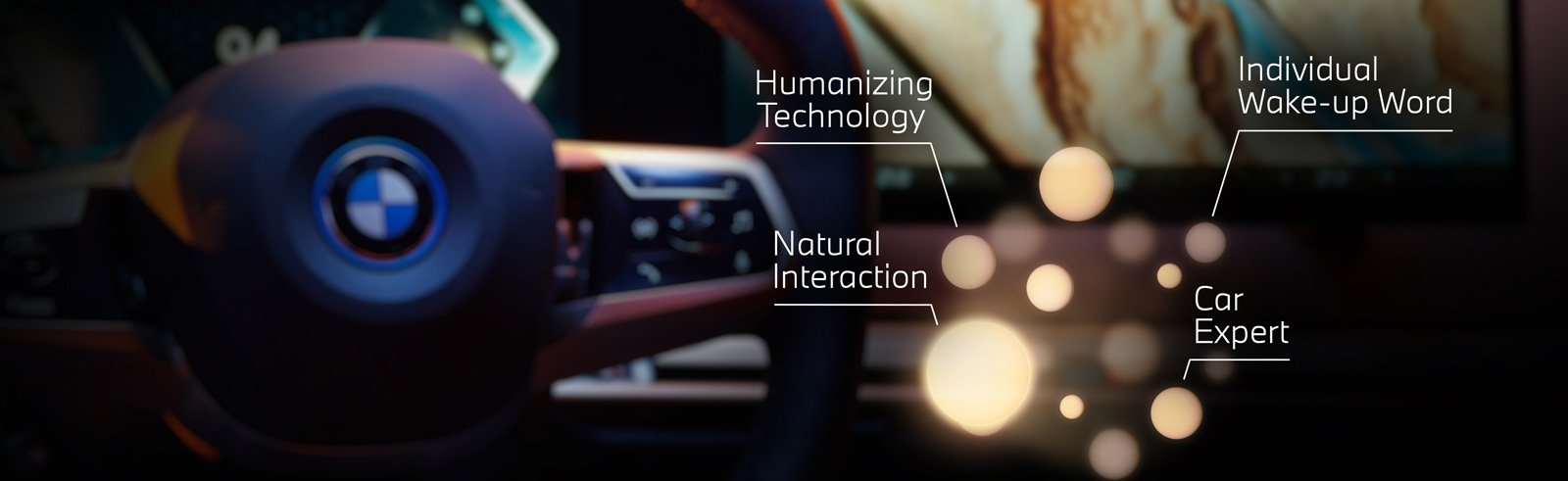The 8 Gen BMW iDrive is unveiled, relies entirely on artificial intelligence (AI)