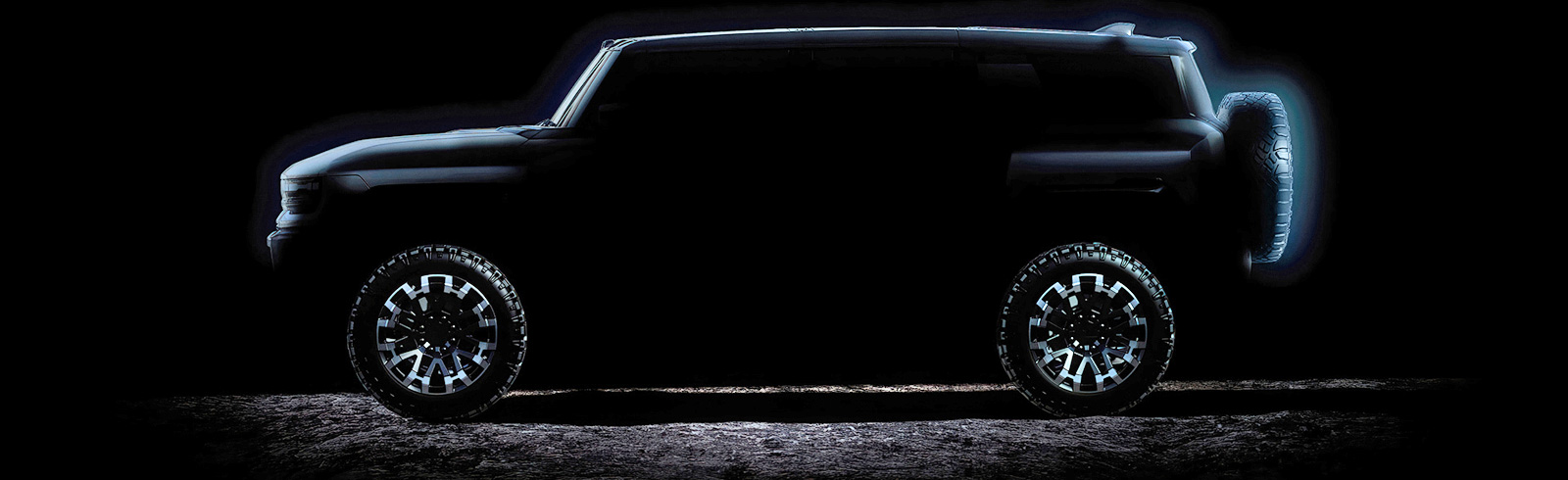The Hummer EV is tested in sub-zero conditions, will be unveiled on April 3